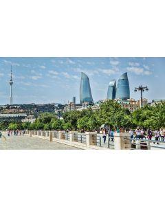 Азербайджан- пламенная любовь