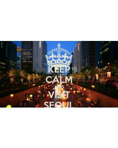 Знакомство с Сеулом