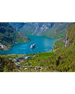 Большой норвежский круиз!