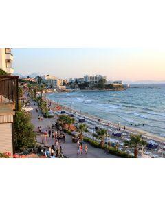Тур с отдыхом в Турции+Балканы