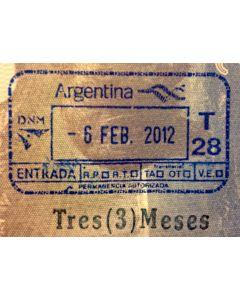 Виза в Аргентину