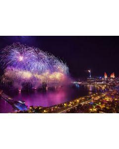 Новый год в Баку!