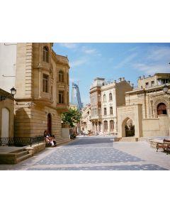 Week-end  в Баку