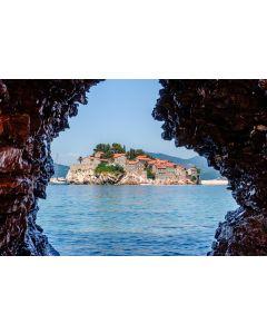 Европейские истории и море Черногории