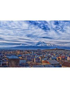 Встречай меня, Армения
