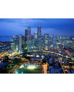 Такая разная Азия: Малайзия - Индонезия - Сингапур