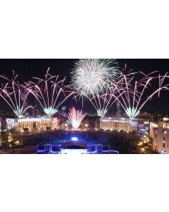 Новый год в Ереване 5д/4н