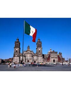 Большое путешествие по Мексике