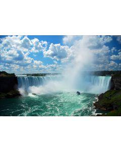 Ниагарские водопады!