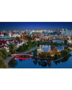 10 days in Belarus (Hotel Belarus)