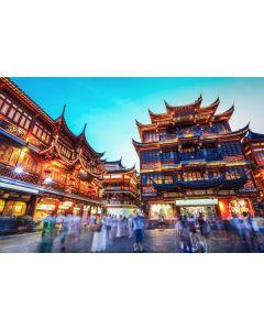 Две столицы (Китай)